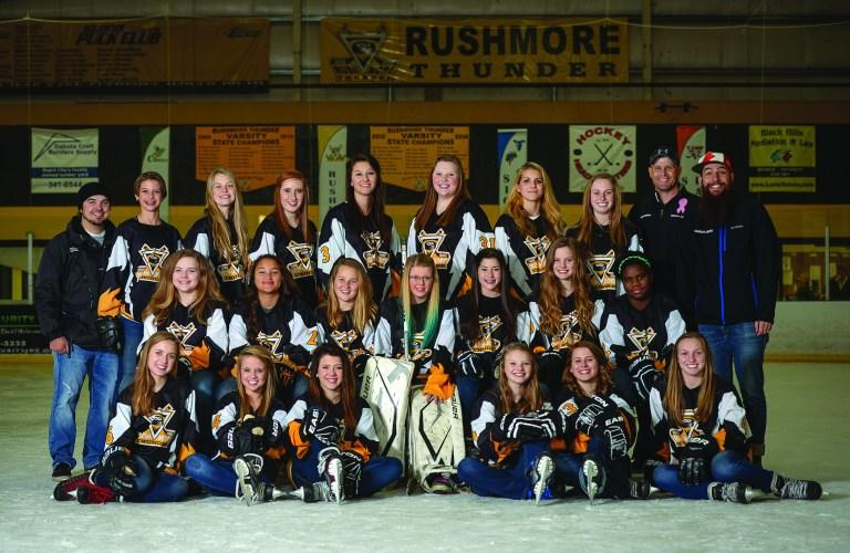 JV Girls Hockey