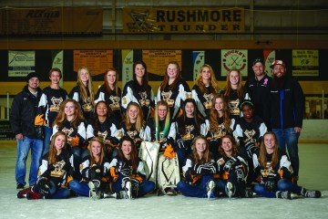 JV Girls Hockey