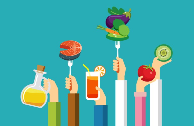 Food Graphic