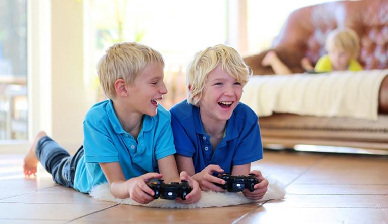 Boys Gaming