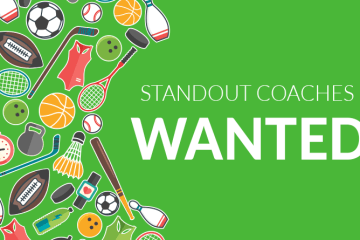 Standout Coaches Wanted