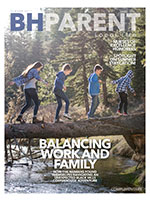 Black Hills Parent Magazine Cover - Summer 2017