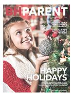 Black Hills Parent Magazine Cover - Winter 2017