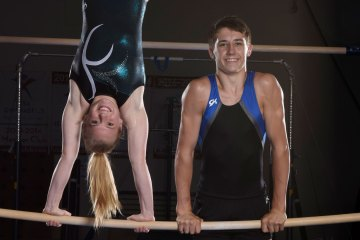 Joe and Chelsey Gymnasts