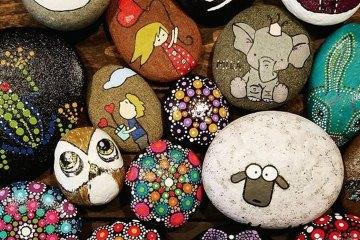 Kindness Rocks Rapid City Rocks