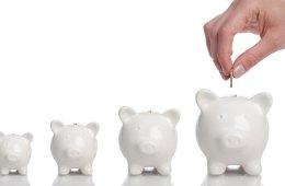4 Piggy Banks