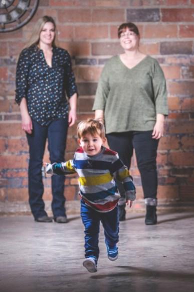Chance Running- Understanding Febrile Seizures