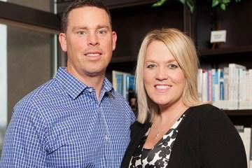 Trisha and David Dohn