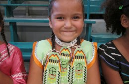Native American Girl