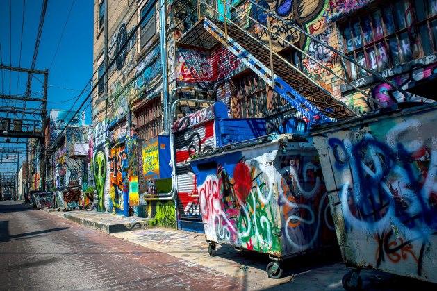 Art Alley