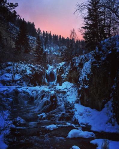 Black Hills Winter