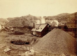 Mills and mines