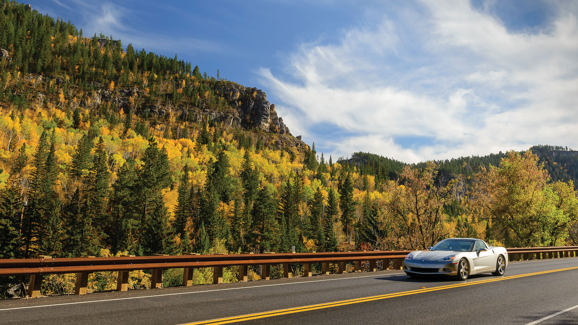 The Wonders Of Spearfish Canyon Black Hills Visitor