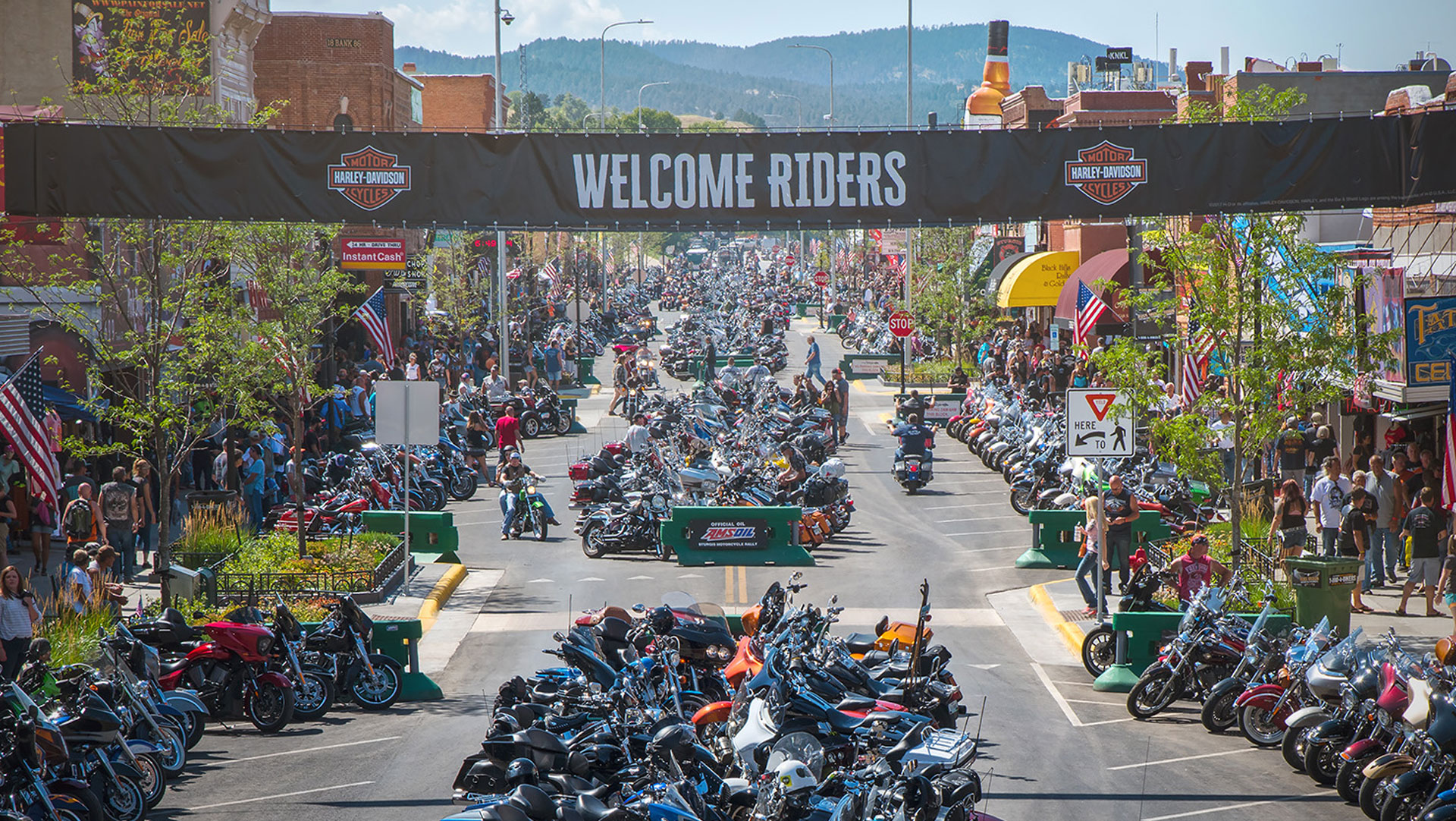 A First Timer S Guide To The Sturgis Motorcycle Rally