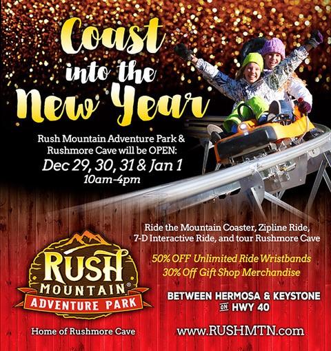 Rush Mountain New Year
