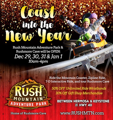 Rush Mountain New Year