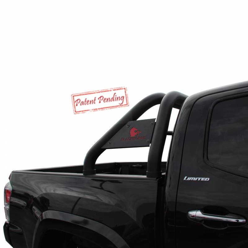 Roll Bar Rb003bk Black Fits 15 19 Gmc Canyon And Chevy