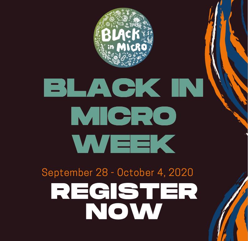 #BlackInMicro Week Register Now!