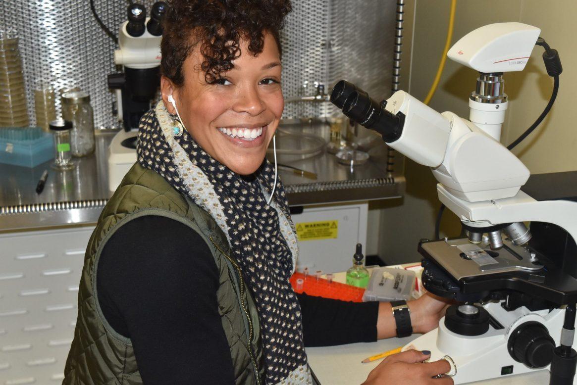 Leslie Holland, MS, PhD