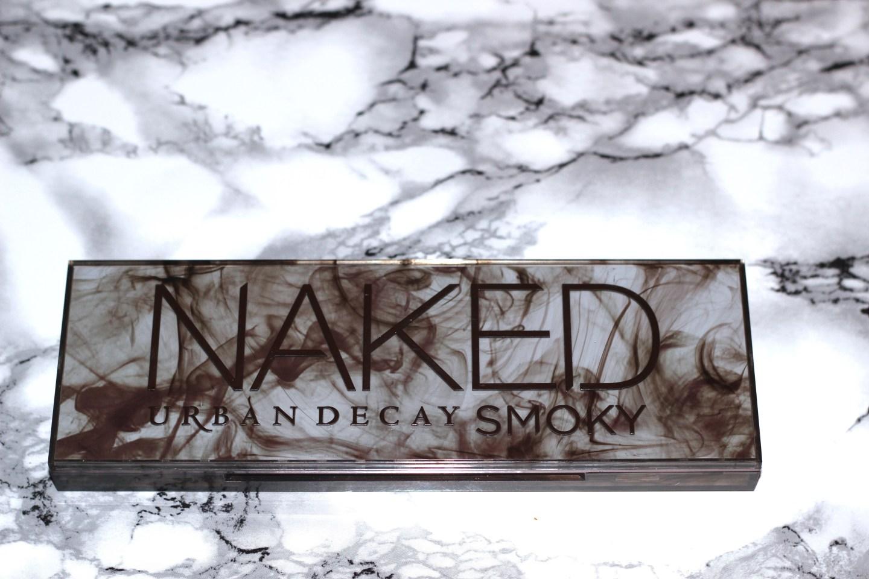 Naked URBAN DECAY Smoky