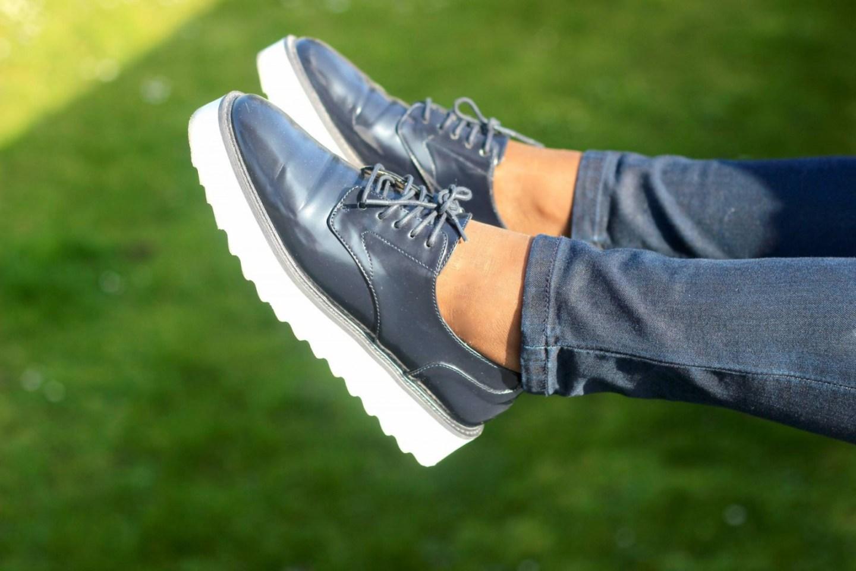 Chaussures compensées