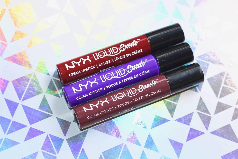 NYX Liquide Suede Cream