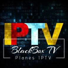 PLANES BLACKBOX TV