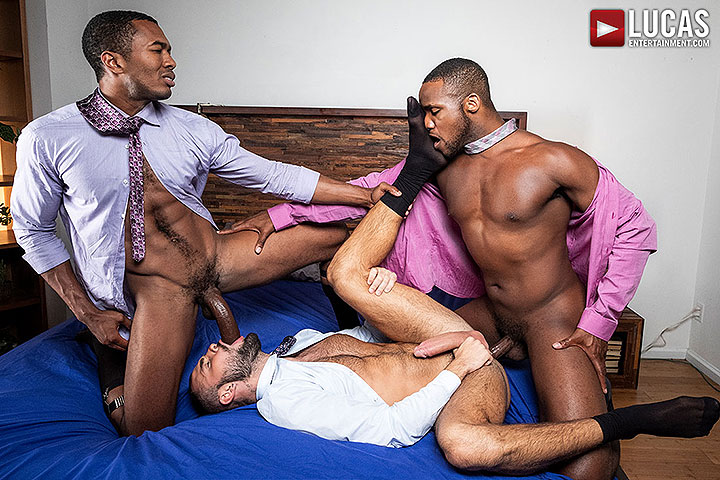 Black Business Cock