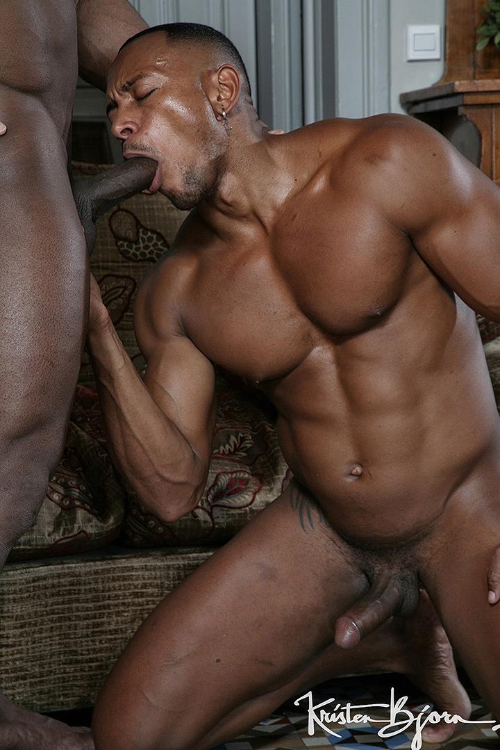 Dark Meat: Ridder Rivera Fucks Santi Konnor