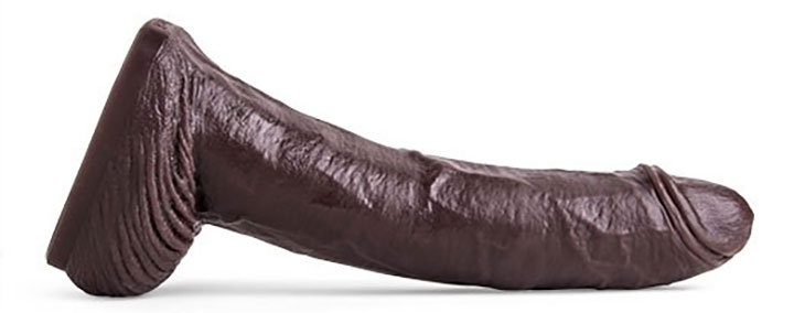 The One-And-Only Real CutlerX Dildo