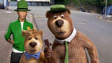 Ranger Pharrell, Boo-Boo & Yogi