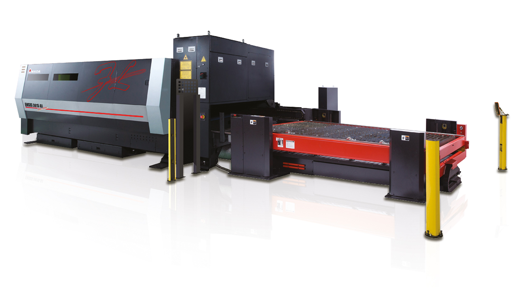 amada laser cutting machine