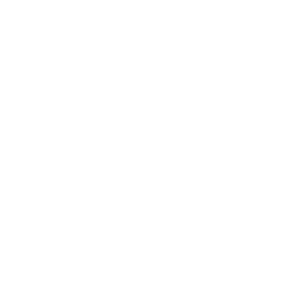 black lab logo in white