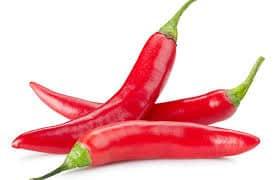 red chillis