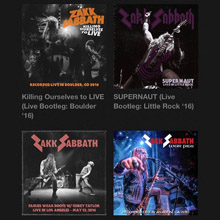 zakk sabbath bootleg collection bandcamp