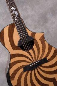 zakk wylde loucin buzzsaw acoustic