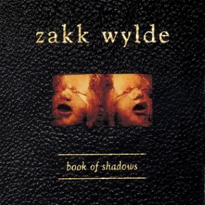 zakk wylde book of shadows album cover