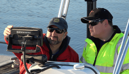 Humminbird Search and Rescue Training
