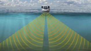 Hull Mounted Sonar in Deeper Water