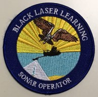 Towed Side Scan Sonar Patch