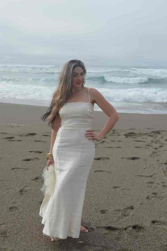 Simple Modest Wedding Dress