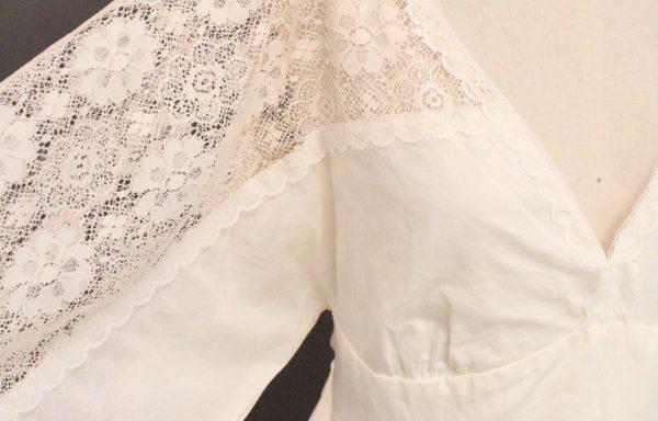 Gunne Sax Inspired Wedding Dress