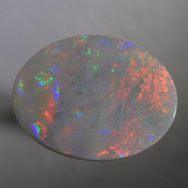 buy lite white solid opals from lightning ridge Australia