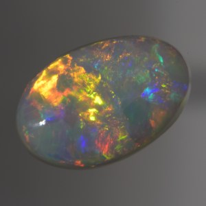 4.95 CT Large Natural Solid Light Australian Opal from lightning ridge direct from miners ready to be set in jewellery