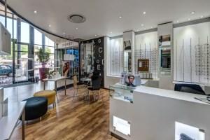 Vison Med interior architecture by Blackline Retail Interiors