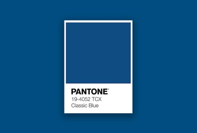 pantone colour of the year in retail interiors