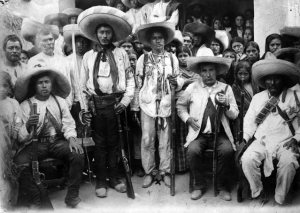 Mexican Revolutionary Soldiers