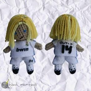 """Guti"" - Futbolista del Real Madrid"