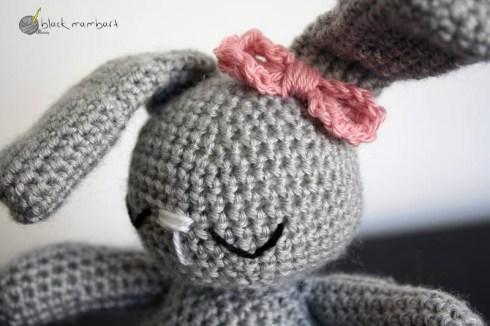 Crochet baby kit black mambart