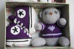 Crochet baby kit blackmambart
